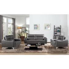 ac pacific rachel 3 piece gray modern