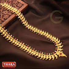 Mango Design Gold Chain Buy Mango Rm Ad Online From Thara Gold Covering At Lowest