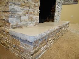 fireplace hearth stone