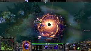 dota 2 enigma world chasm artifact black hole youtube
