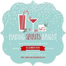 Christmas Invitation Wording Sample Ideal Holiday Party Invitation