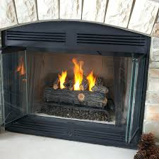 home depot gas fireplace logs visit the home depot to real flame in convert to