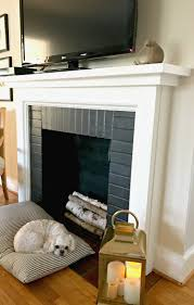 Diy Mantels For Fireplaces Diy Wood Fireplace Mantel Highwindsus