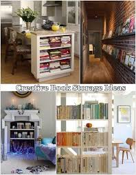 creative book storage. Perfect Creative On Creative Book Storage O