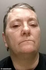 Murder: Susan Buckley (pictured) killed her on-off boyfriend in a row - article-2654197-1EA1E6C400000578-691_306x461