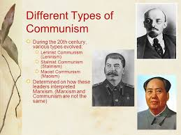 Marxism Vs Leninism Chart Chapter 7 Rejections To Liberalism Ppt Download