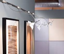 wall mounted track lighting system. LBL Wall Monorail Bines The Elegant Look Of With Mounted Track Lighting System 8