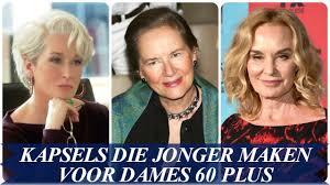 Kapsels Die Jonger Maken Voor Dames 60 Plus