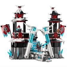 LEGO Ninjago 70678 Castle of the fürsaken Emperor : Guter Kauf DE