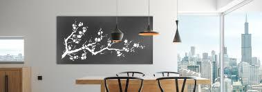 laser cut metal wall art