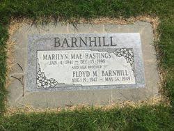 Floyd Marvin Barnhill (1947-1949) - Find A Grave Memorial