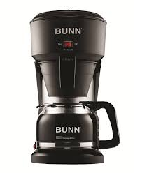 bunn sd brew 10 cup black coffee maker