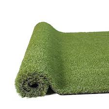 phi villa artificial grass area rug 20 in x 24 in perfect for indoor