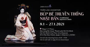 Sự kiện: Triển lãm Búp bê Truyền thống Nhật Bản