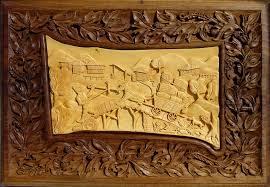 wall art ideas design wooden sculptures wood carved wall