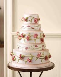 pink wedding cake designs wedding cake flavors