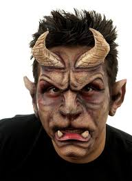 woochie beast master face prosthetic