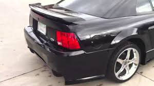 2004 mustang gt 40th anniversary - YouTube