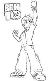 Cartoon : Ben 10 Coloring Pages Grey Matter Ben 10 Coloring Pages ...