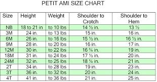 Infant Size Chart 2t 45 Appealing What Weight Children Wear 2t Cloths