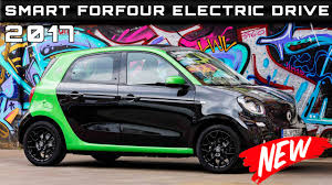 new smart car release date2017 Smart ForFour Electric Drive Review Rendered Price Specs
