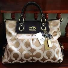 Coach Legacy In Signature Medium Black Shoulder Bags AAZ Most of their bags  are only  64.99