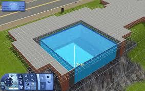 sims 3 home tutorials pools