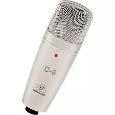 <b>Студийный микрофон Behringer C-3</b>