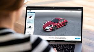 Vehicle Wrap Design Online New Porsche Website Lets You Design Your Own Car Wrap