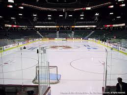 Scotiabank Saddledome View From Lower Level 104 Vivid Seats