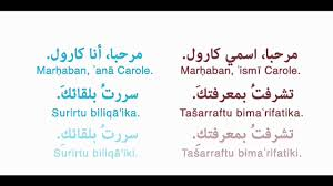 learn arabic how to introduce yourself in arabic learn arabic how to introduce yourself in arabic