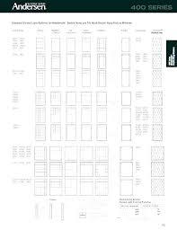 Andersen Fixed Window Size Chart Egress Window Sizes Chart Patiodiningset Co