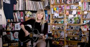 Submitted 2 months ago by jshif to r/npr_tiny_desk. Taylor Swift Performs Npr Tiny Desk Concert Watch