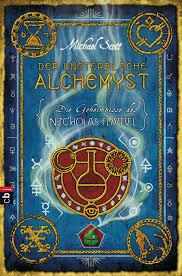 El alquimista: los secretos del inmortal Nicolas Flamel