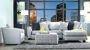 living room gray color schemes blue