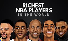 the 20 richest nba players in the world