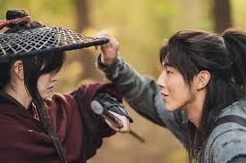 River Where the Moon Rises: an epic Korean costume drama with romance to  spare