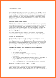 Hybrid Resume Template Free Sales Format Cv Examples Chronological