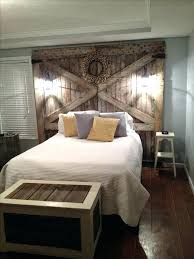 creative barn door bed frame contemporary rustic modern king shanty 2 chic style b barn door bed frame