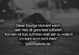 Dieser Traurige Moment Wenn Dein Herz Dir Ganz Leise Zuflüstert