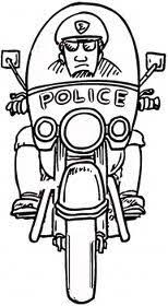 25 Best Coloring Pages Police Images Coloring Pages Colouring