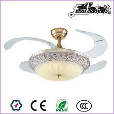 foldable ceiling fan light