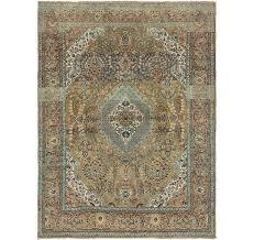 8 9 x 11 6 tabriz persian rug