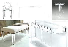 clear furniture. Unique Furniture Acrylic  For Clear Furniture N