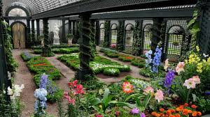 free flower garden wallpapers. Beautiful Garden Flowers Garden Lily Roses Freewallpapershdfordesktop With Free Flower Garden Wallpapers