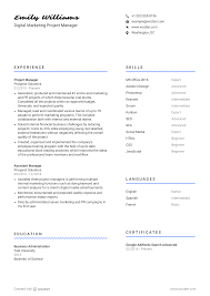 Examples Of A Modern Resume Free Cv Builder For Modern Job Seekers Wozber