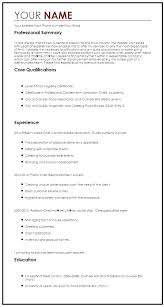 Summary Examples For Resume Personal Background Sample Resume Or ...