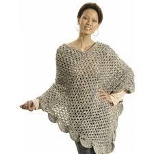 Poncho Patterns Classy 48 Crochet Poncho Patterns AllFreeCrochet