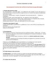 dissertation conflits au travail   Documents Correction Dissertation Conflits Du Travail