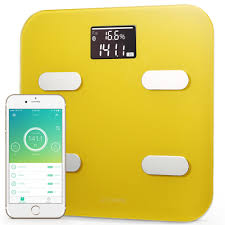 Yunmai Color Bluetooth Smart Scale - Yellow | Official Store ...